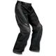Black Tank Pants