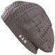 Womens Graphite Viper Beret Beanie - 07079-103-OS