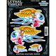 Angel Eyes Decal - 1600-0121