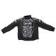 Black/Charcoal Helix Digi Camo Jacket