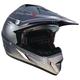 TX-444 Batten Silver Matte Helmet - 108311