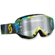 Youth Tangent Blue/Green 89Si Pro Graphic Goggles - 219810-3605015