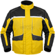 Womens Yellow/Black Cascade Jacket