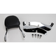 Complete Backrest/Mount Kit with Touring Backrest - 34-2203-01