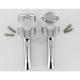 Yamaha Handlebar Risers for 1 1/4 in. Bars - 0602-0182