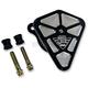 Black JM U.S.A. High Performance Diamond Air Cleaner Assembly - 02146B