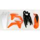 OEM 11 Standard Replacement Plastic Kit - 2205472882