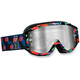 Youth Plasma Black 89Si Pro Graphic Goggles - 219810-3603015