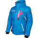 Womens Process Blue Pulse Jacket