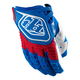 Youth Blue/Red GP Gloves