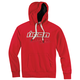 Red League Hoody