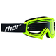Youth Fluorescent Green Enemy Goggles - 2601-1737