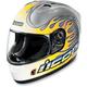 Alliance SSR Igniter Silver Helmet