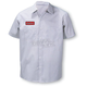 Edelbrock Striped Shop Shirt