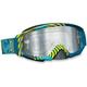 Vinyl Green/Yellow Tyrant Goggles - 221330-3611015
