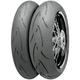 Rear Conti Attack SM 140/70HR-17 Blackwall Tire - 02442850000