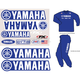 Yamaha Factory Rider Gear Kit - FX08-82210