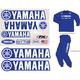 Yamaha Factory Rider Gear Kit - FX08-82210