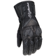Womens Pro Street Black Gloves