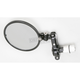 Black Joker Folding Round Bar End Mirror - 00-00203-22