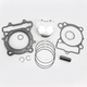 High Performance 14.2:1 4-Stroke Piston Kit - 77mm Std Bore - 0910-2443
