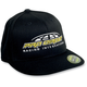 Black/Yellow International Hat