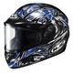 Black/Blue Slayer CL-16SN Slayer Helmet - 911-922