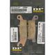 Standard Sintered Metal Brake Pads - DP980