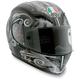 Black/Gunmetal Stigma Grid Helmet
