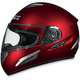FX-100 Wine Red Helmet - 01014445