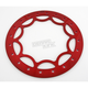 Outer V2 Bead Lock Ring for 14 in. T7 Beadlock Wheels - RINGT7214RED