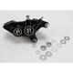 Direct Bolt-On 4-Piston Contrast Cut Right Caliper - 0053-2920-BM