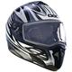 White RR700 Blade Helmet - 105611