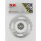 GB520MXZ Chain and Sprocket Kit - 2012-038ZG