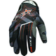 Black/Orange Hazard-X Gloves