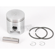 OEM-Type Piston Assembly - 60.5mm Bore - 09-660-2