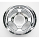 Chrome Large Bell Cast Aluminum Utility ATV Wheel - 02300043
