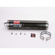 RS-3 Oval Race Bolt-On Mufflers with Glossy Carbon Fiber Muffler Sleeves - 1115452