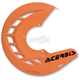 Orange X-Brake Front Disc Cover - 2250240237