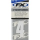 Factory 4 in. Numbers - FX08-90014