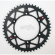 Rear Black Aluminum Sprocket