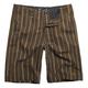 Dark Brown Ollie Shorts