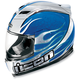 Airframe Claymore Chrome Helmet - 0101-3914