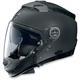 Flat Black N44 Trilogy N-Com® Outlaw Helmet