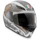 White Explorer K4 EVO Helmet