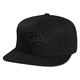Black Decade Snapback Hat - 08106-001-OS