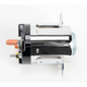 Late Chrome-Plated Dual Bracket Solenoid - 40114C
