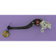 Folding Roll-A-Click Clutch Lever - AN-623-F-B