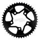 Rear Steel Sprocket - 528AS-45