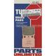 Sintered Metal Brake Pads - 01624649
